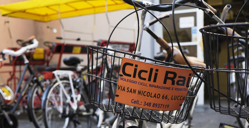 A bike of Cicli RAI